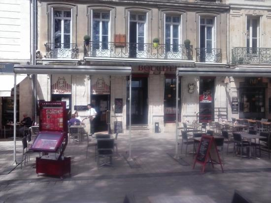 Niort, Frankreich: la façade