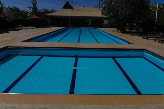 Lukenya Getaway: Swimming pool