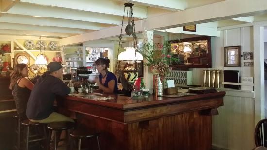 This Deetjenu0027s Big Sur Inn Restaurant Has A Full Bar