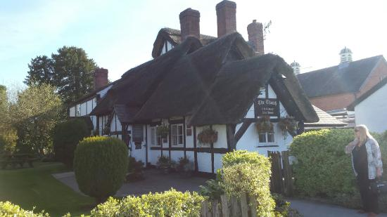 Nantwich, UK: The Thatch