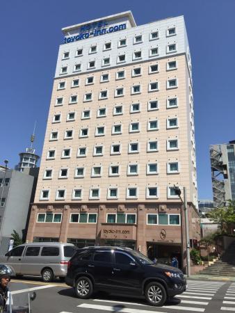 Toyoko Inn Seoul Dongdaemun: Breakfast, exterior