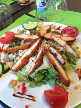 Carte Restaurant Copains D Abord Amphion