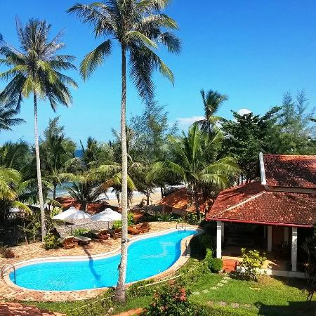 Cassia Cottage - The Spice House: Adult Pool Top View