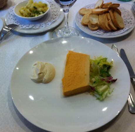 Inmejorable el atun picture of restaurante el faro de - Restaurante el faro madrid ...