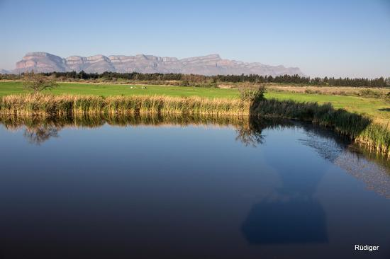 Hoedspruit, Sør-Afrika: ready for landing?