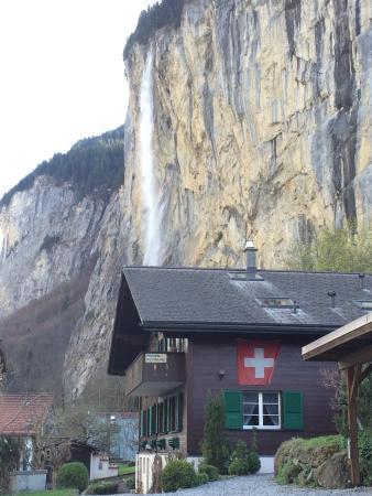 Lauterbrunnen Valley waterfalls: Simply fantastic