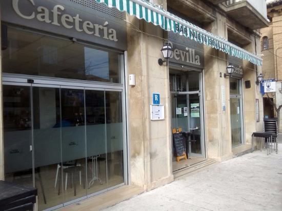 imagen Bar Restaurante Nuevo Sevilla en Belchite