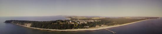 Inselhotel Rügen: Luftaufnahme