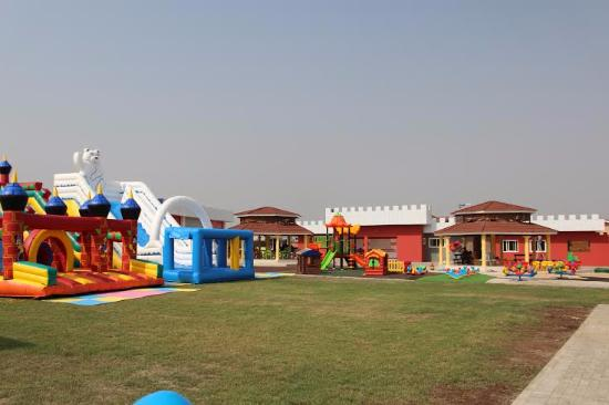 Tema, Ghana: Wonderland is the place to have fun with your kids and family.