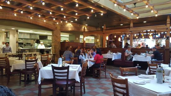 Romano S Macaroni Grill Inside