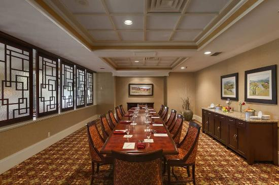 Wayne, Πενσυλβάνια: Private Dining Room