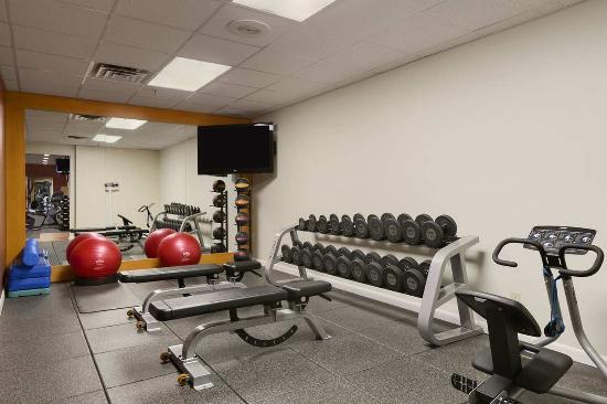 Wayne, Пенсильвания: Fitness Center - Free Weights
