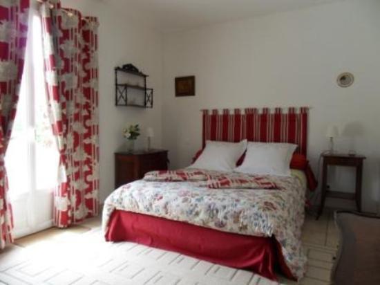 Montepilloy, Francia: Chambre double la daisy