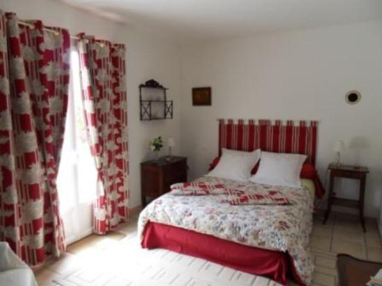 Montepilloy, Francia: Chambre double