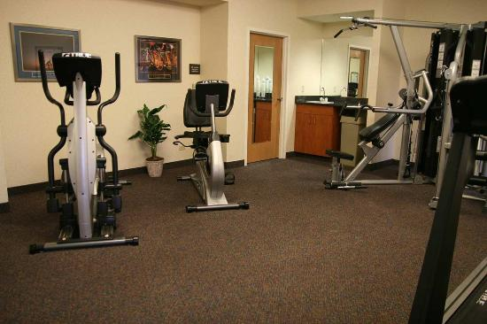 Elgin, IL: Fitness Center