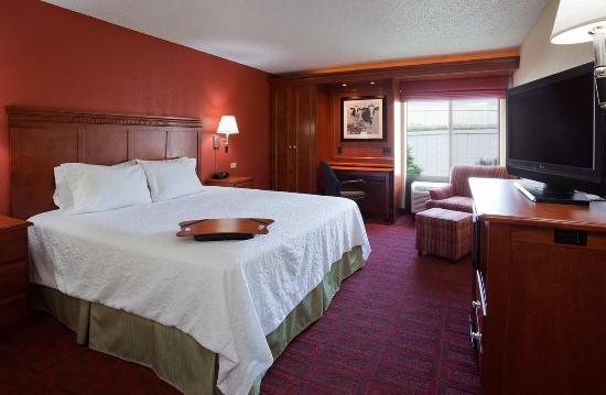 Wausau, WI: Standard King Bedroom