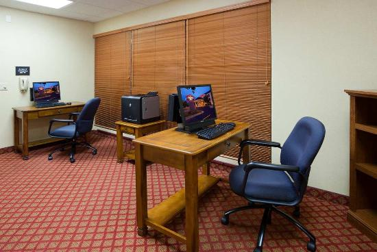 Wausau, WI: Business Center