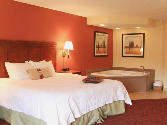 Hampton Inn Wausau : Whirlpool Suite