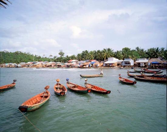 Wyspa Phu Quoc, Wietnam: An Thoi