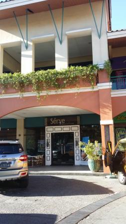 Serye Restaurant & Cafe, Santana Grove, Sucat