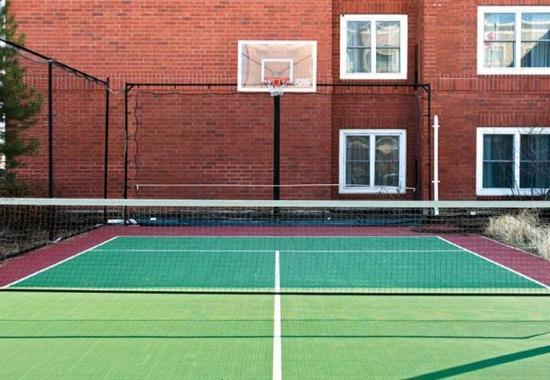 Markham, Canada: Sport Court
