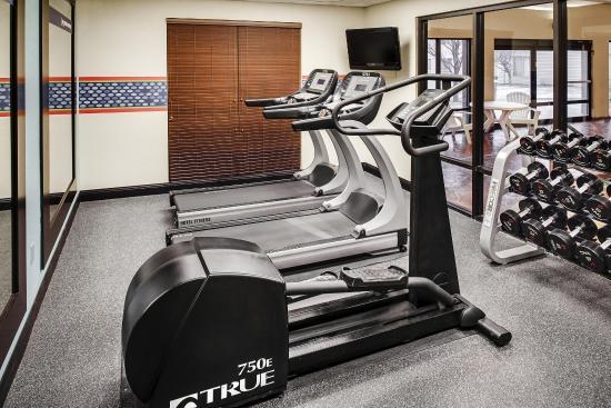 คอรัลวิลล์, ไอโอวา: Fitness Center