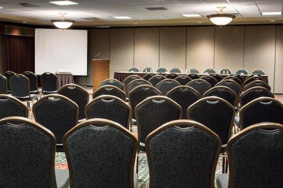 Hampton Inn Council Bluffs: Meeting Room