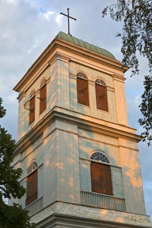 Kymi Church