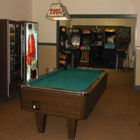 Ocean Shores, WA: Second Floor Game Room