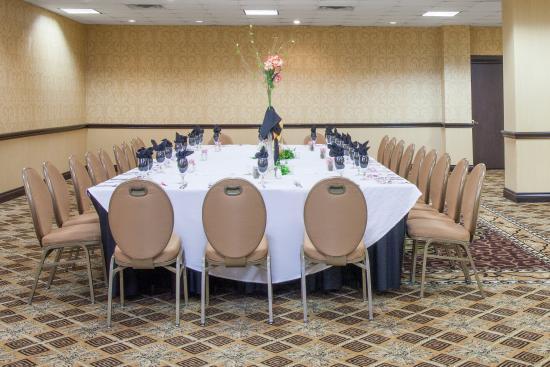 Crowne Plaza Oklahoma City: Gusher Room
