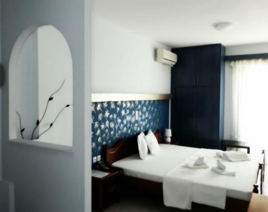 Sagini Hotel: greek vibes