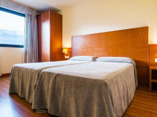 Hotel NR Noain - Pamplona : habitación doble dos camas