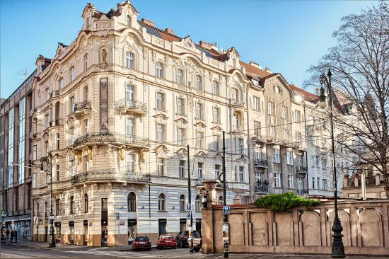 Residence Brehova - Prague City Apartments : Residence Brehova