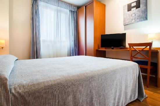 Hotel NR Noain - Pamplona: doble