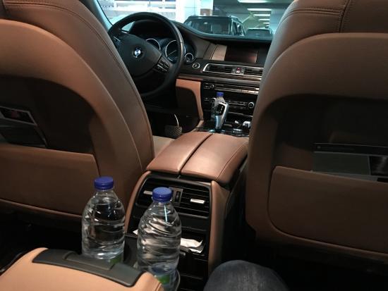 Limousine Pickup Picture Of Intercontinental Dubai Marina Dubai