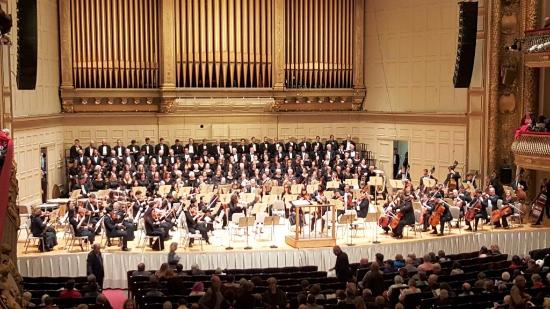 Boston Philarmonic Orquestra