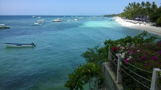 Philippines: Panglao Island - Alone Beach -- Yeah Yeah Yeah