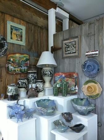 LaHave, แคนาดา: Westcote Bell Pottery