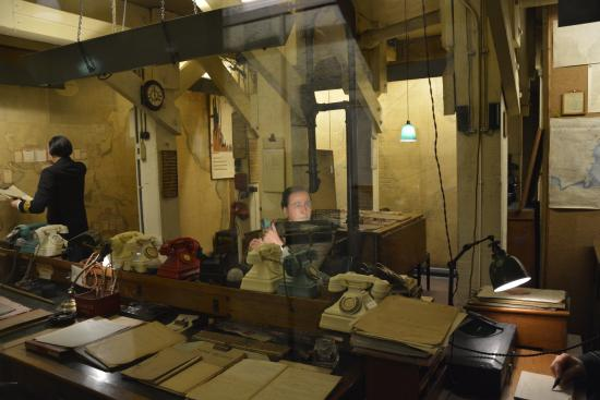 Churchill war rooms foto di stanze della guerra di churchill londra tripadvisor - Churchill war cabinet rooms ...