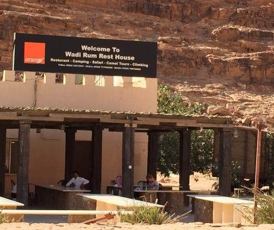Image result for wadi rum resthouse