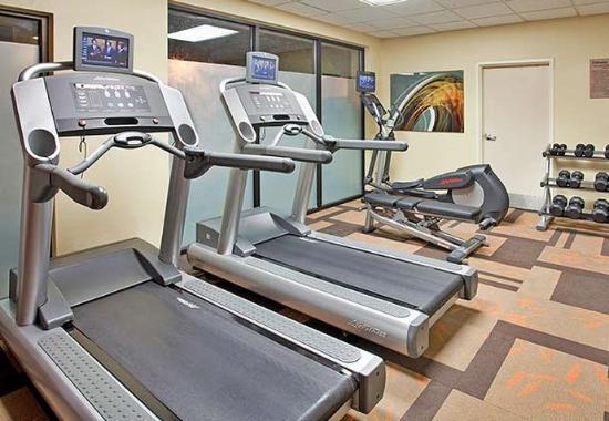Stafford, TX: Fitness Center