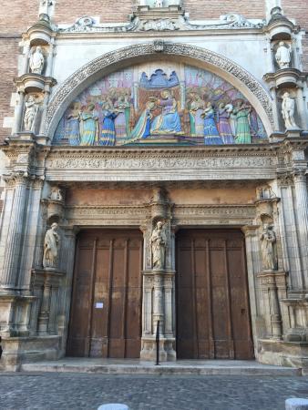 Eglise Notre Dame de La Dalbade