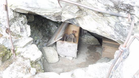 Kabayan, Filipina: Timbac caves
