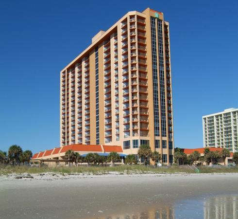 Embassy Suites by Hilton Myrtle Beach-Oceanfront Resort: Embassy Suites Myrtle Beach