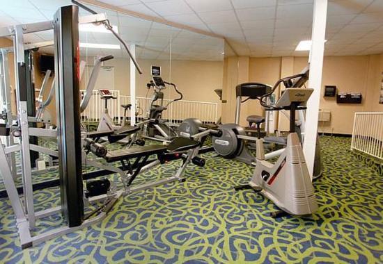 Belleville, Canadá: Fitness Center