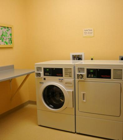 สเพียร์ฟิช, เซาท์ดาโคตา: Guest Laundry