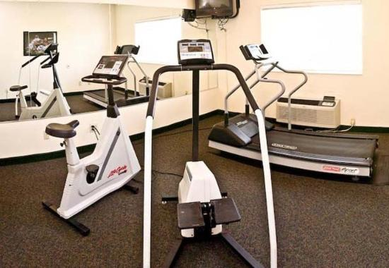 Burlington, IA: Exercise Room