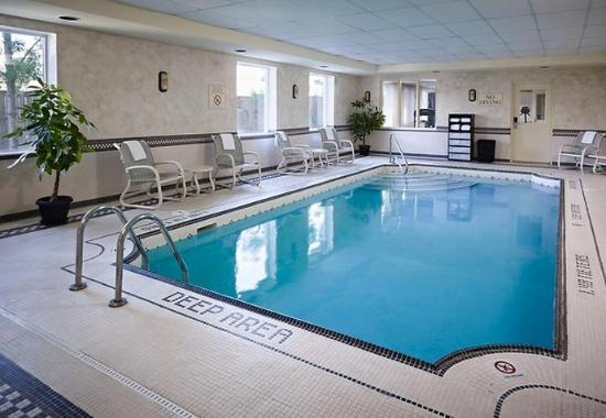 Oakville, Canadá: Indoor Pool
