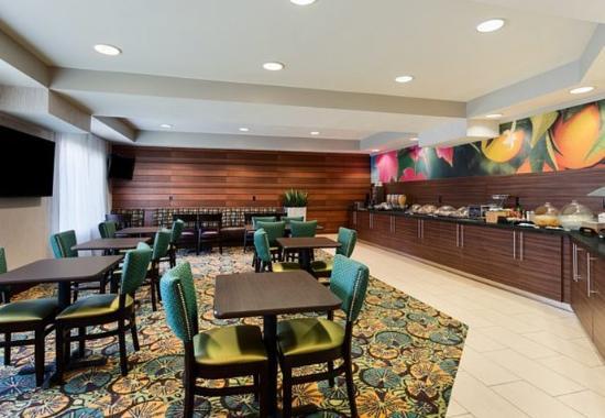 Layton, UT: Breakfast Area