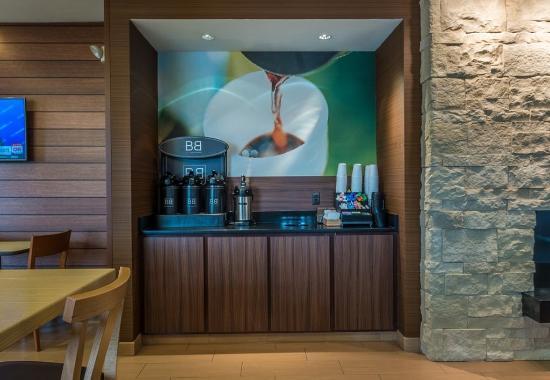 Saint Robert, MO: Coffee Station